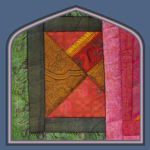 Patchwork silks