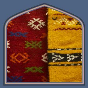 Handloom Moroccan rugs